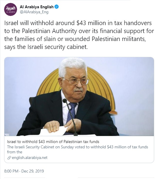 IsraelPAtaxfunds