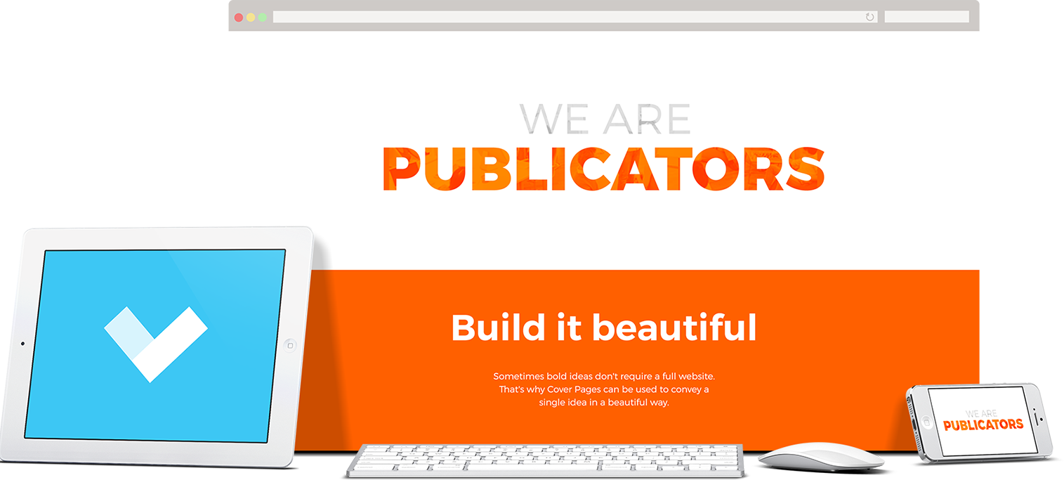 publicators responsive campaigns