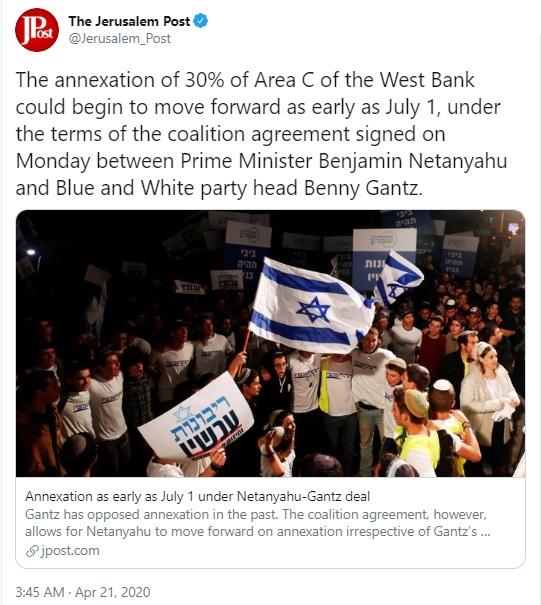 NetanyahuGantzAnnexation